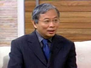 Entrevista com Dr. Hong Jin Pai no programa Mais Voce