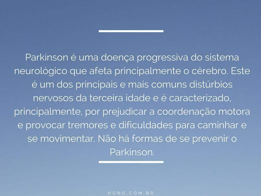 aprenda mais sobre doenca de parkinson