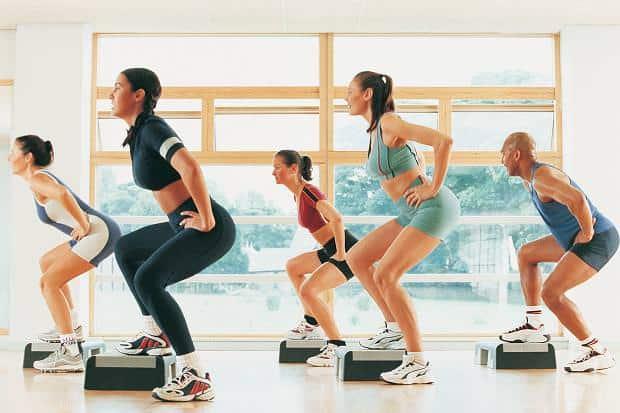 tipos de exercicio fisico