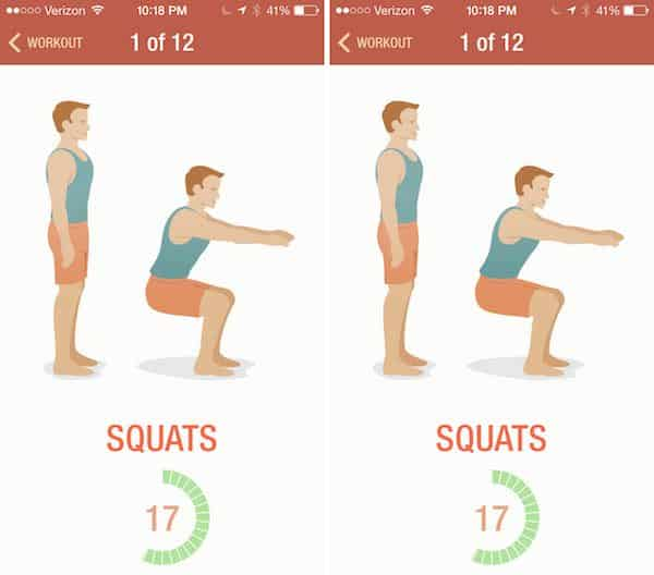 aplicativos exercicio iphone android
