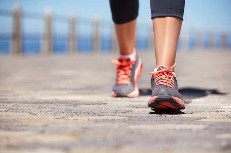 caminhada exercicio fisico