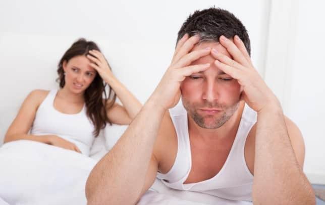 gatilho de cefaleia sexo