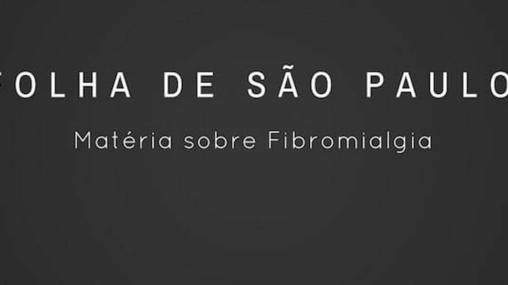 folha de sao paulo fibromialgia hong jin pai