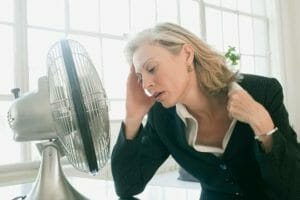 Acupuntura alivia ondas de calor na Menopausa