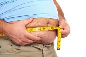 Obesidade aumenta os riscos de problemas na coluna