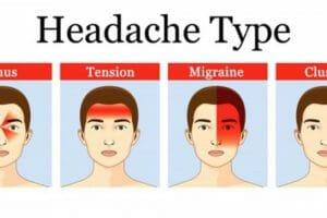 Aprenda mais sobre alguns tipos comuns de cefaléias