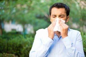 Acupuntura age com sucesso contra Rinite Alérgica