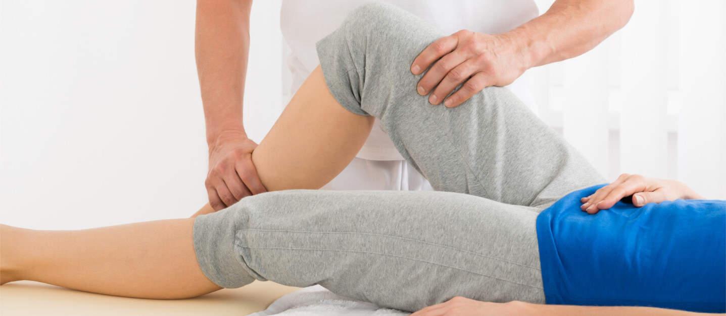 tratamento fisioterapia joelho