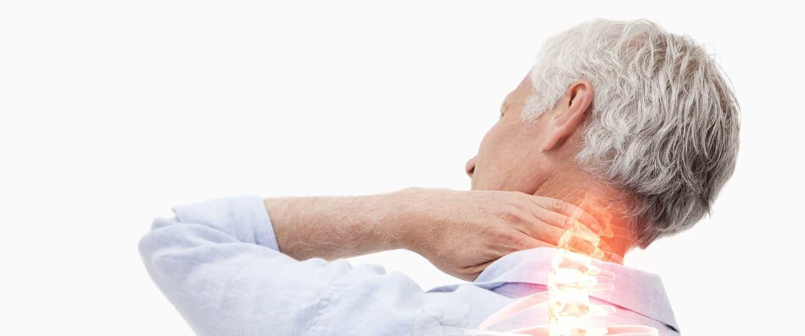 hernia de disco cervical sintomas