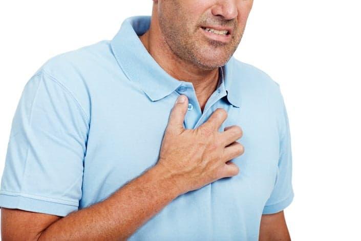 Costocondrite é uma inflamação na cartilagem que conecta uma costela ao esterno ou da própria costela.