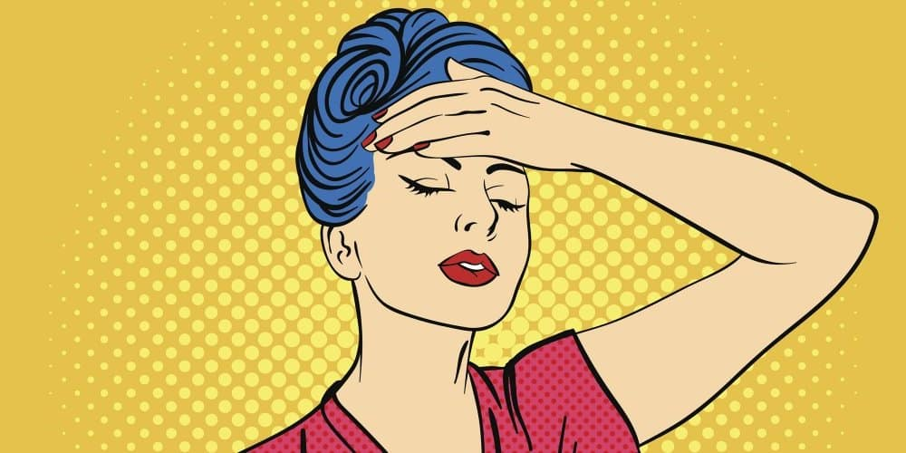 dor de cabeca constante
